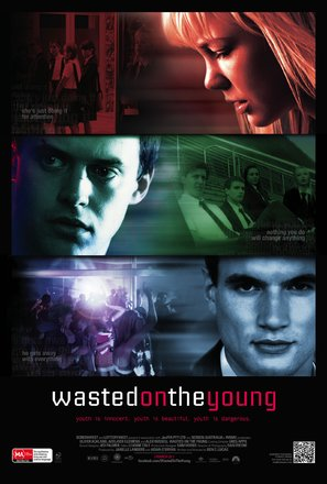 Wasted on the Young - Australian Movie Poster (thumbnail)