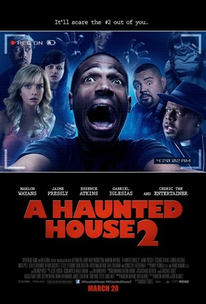A Haunted House 2 - Movie Poster (thumbnail)