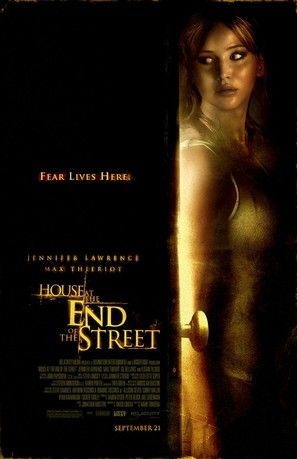 House at the End of the Street - Movie Poster (thumbnail)