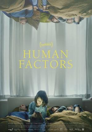Human Factors - International Movie Poster (thumbnail)