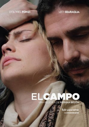 El campo - Argentinian Movie Poster (thumbnail)