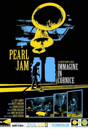 Pearl Jam: Immagine in Cornice - Live in Italy 2006 - DVD cover (thumbnail)