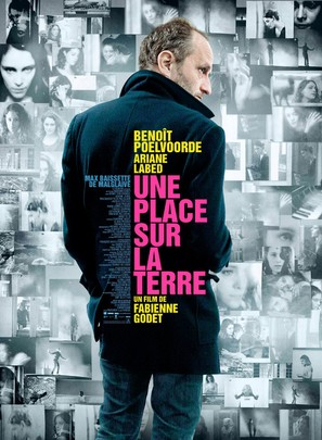 Une place sur la Terre - French Movie Poster (thumbnail)