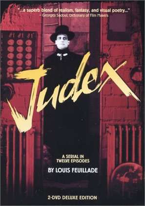 Judex - DVD cover (thumbnail)