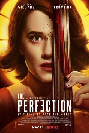 The Perfection - Movie Poster (thumbnail)