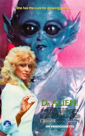 Dr. Alien - Video release movie poster (thumbnail)