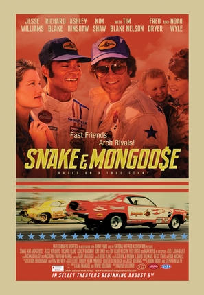 Snake and Mongoose - Movie Poster (thumbnail)
