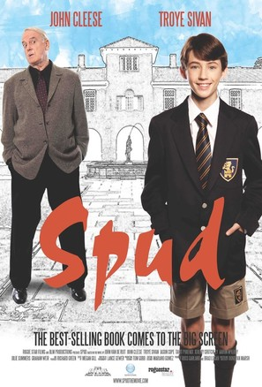 Spud - South African Movie Poster (thumbnail)