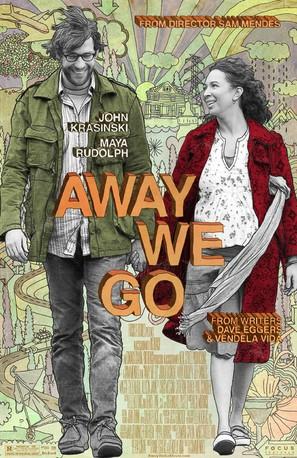 Away We Go - Movie Poster (thumbnail)