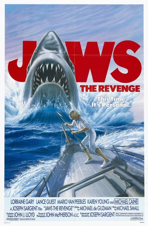 Jaws: The Revenge - Movie Poster (thumbnail)