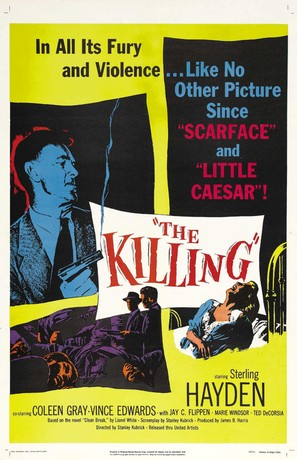 The Killing - Movie Poster (thumbnail)