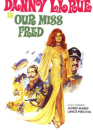Our Miss Fred - British Movie Poster (thumbnail)