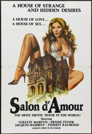 Salon d'amour - Movie Poster (thumbnail)
