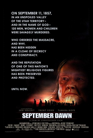 September Dawn - Movie Poster (thumbnail)