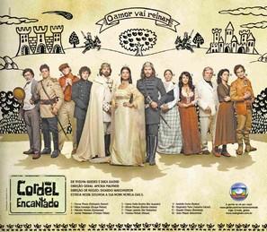 """Cordel Encantado"" - Brazilian poster (thumbnail)"