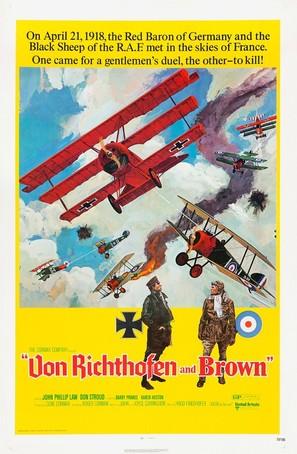 Von Richthofen and Brown - Movie Poster (thumbnail)