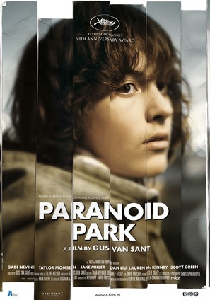Paranoid Park - Dutch Movie Poster (thumbnail)