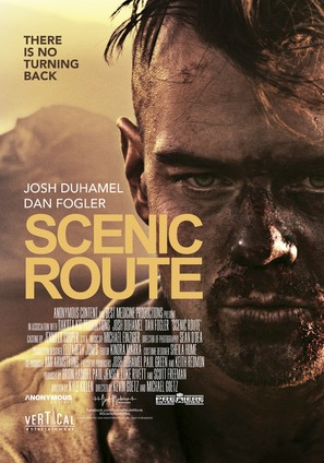 Scenic Route - Movie Poster (thumbnail)