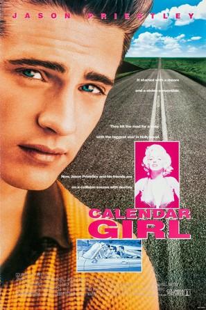 Calendar Girl - Movie Poster (thumbnail)