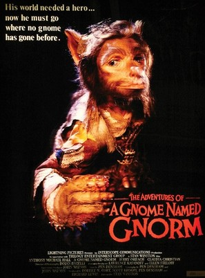 A Gnome Named Gnorm - Movie Poster (thumbnail)