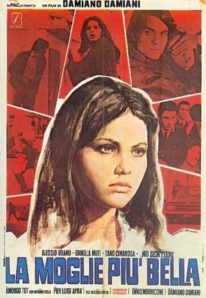 La moglie più bella - Italian Movie Poster (thumbnail)