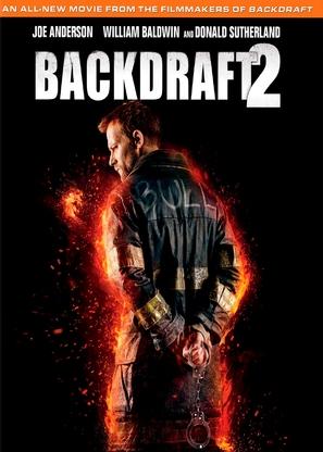 Backdraft 2 - Blu-Ray movie cover (thumbnail)