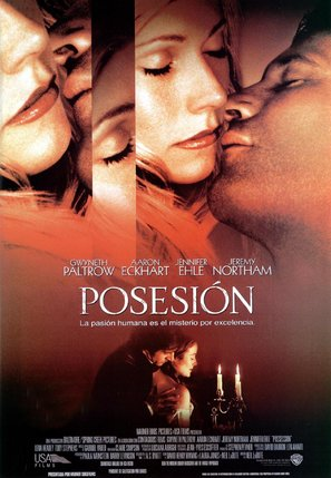 Possession - Spanish Movie Poster (thumbnail)