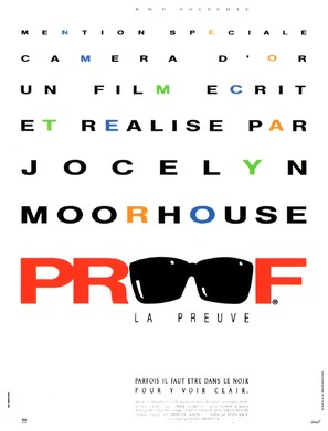 Proof - French Movie Poster (thumbnail)