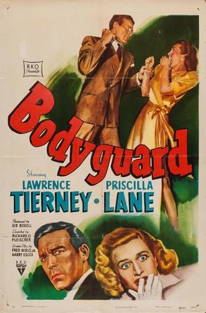 Bodyguard - Movie Poster (thumbnail)