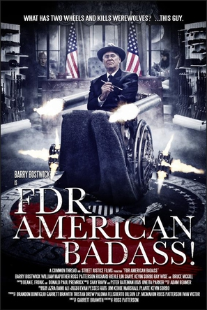 FDR: American Badass! - Movie Poster (thumbnail)