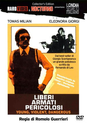 Liberi armati pericolosi - Italian Movie Cover (thumbnail)