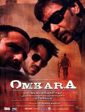 Omkara - Indian Movie Poster (thumbnail)