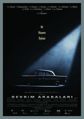 Devrim arabalari - Turkish Movie Poster (thumbnail)