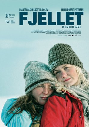 Fjellet - Norwegian Movie Poster (thumbnail)