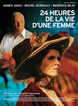 24 heures de la vie d'une femme - French Movie Poster (thumbnail)