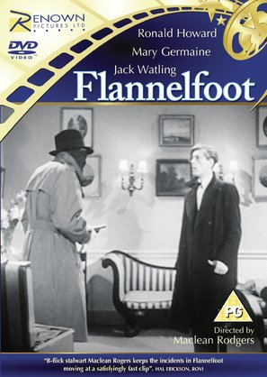 Flannelfoot - British DVD movie cover (thumbnail)