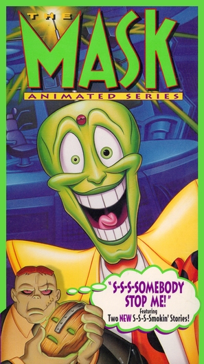 """The Mask"" - VHS movie cover (thumbnail)"