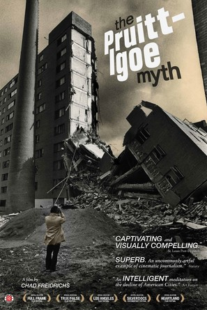 The Pruitt-Igoe Myth - Movie Poster (thumbnail)