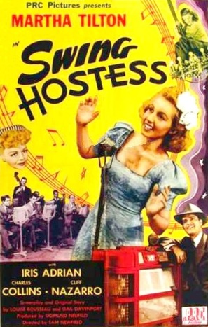 Swing Hostess - Movie Poster (thumbnail)