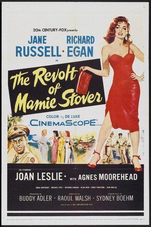 The Revolt of Mamie Stover - Movie Poster (thumbnail)