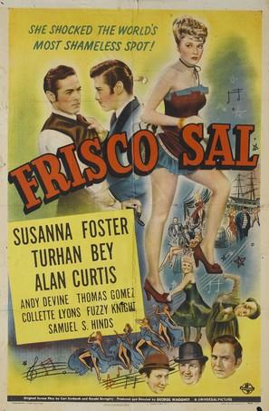 Frisco Sal - Movie Poster (thumbnail)