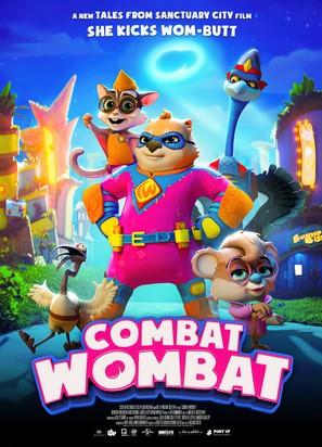 Combat Wombat - Australian Movie Poster (thumbnail)