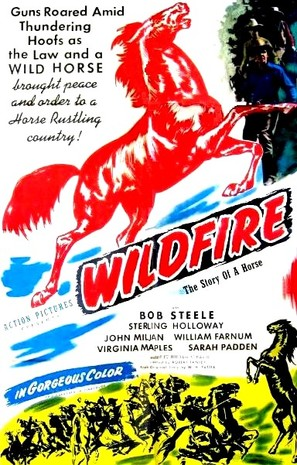 Wildfire - Movie Poster (thumbnail)