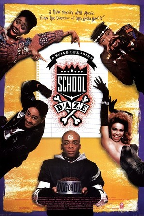 School Daze - Movie Poster (thumbnail)