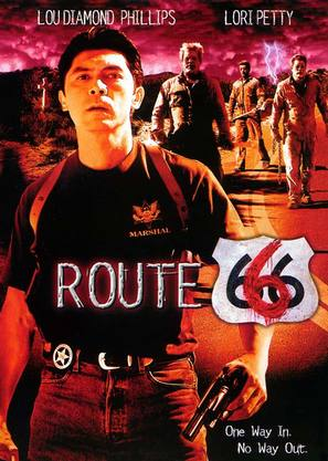 Route 666 - DVD movie cover (thumbnail)