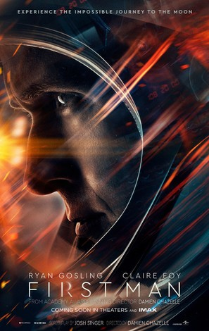 First Man - Movie Poster (thumbnail)