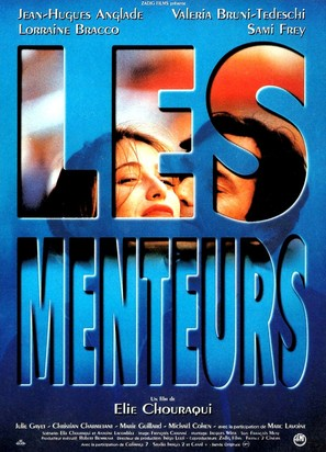 Les menteurs - French Movie Poster (thumbnail)