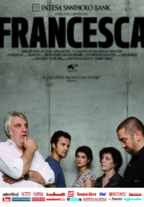 Francesca - Romanian Movie Poster (thumbnail)