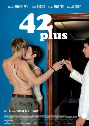 42plus - Austrian Movie Poster (thumbnail)