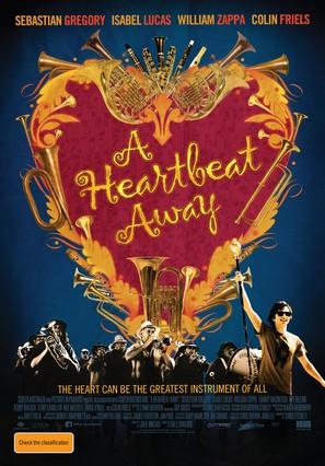 A Heartbeat Away - Australian Movie Poster (thumbnail)